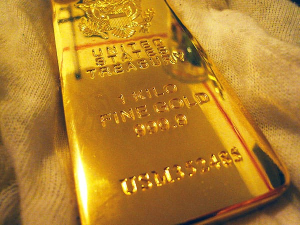 gold to have big turnaround