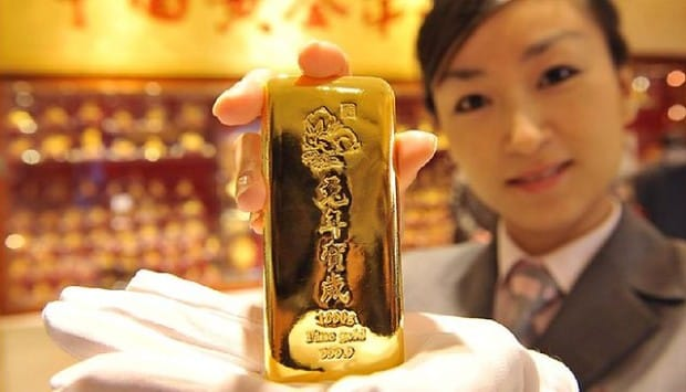 Gold Benefiting From Trades War Uncertainty
