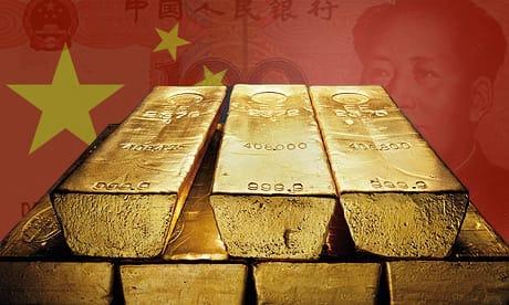 china gold standard