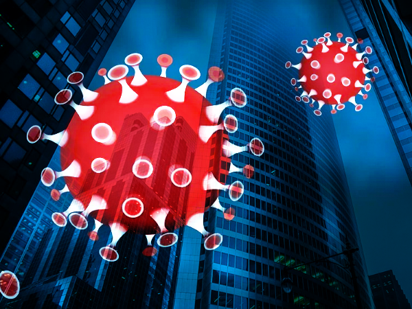 corona virus banks