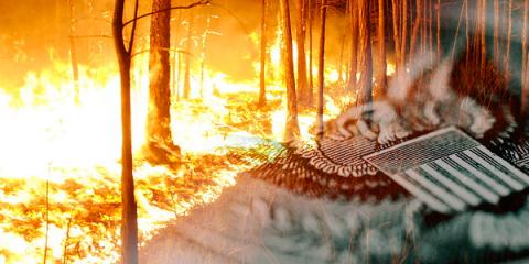 corporate debt brush fire