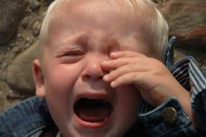 government temper tantrums