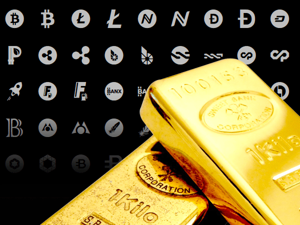 cryptocurrency good for gold