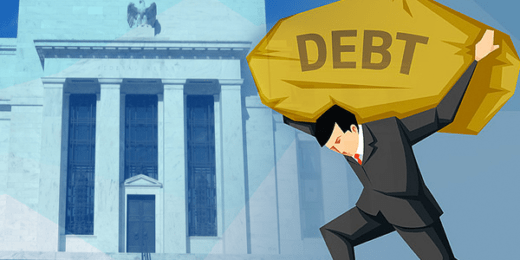 debt at core of economic decline
