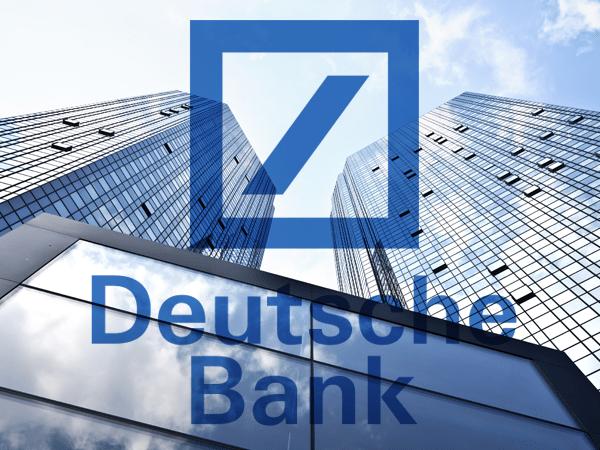 Gold price manipulated by deutsche trader