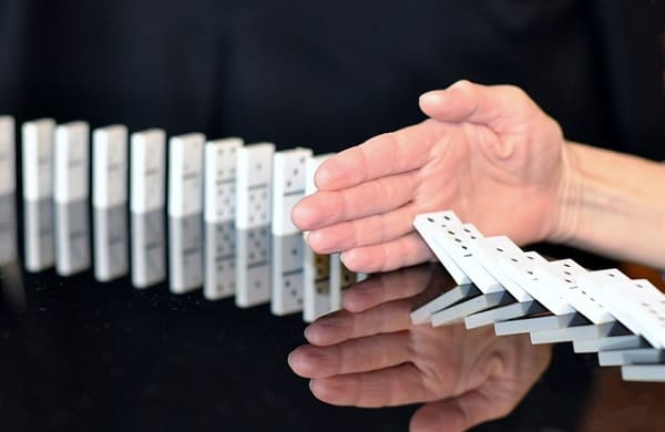 deutsche bank domino effect