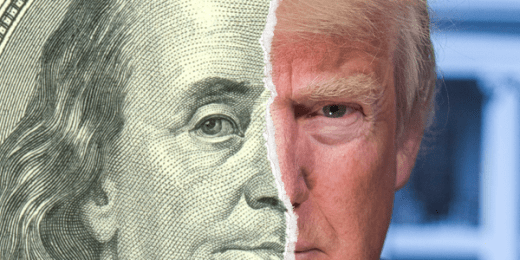 Trump comment about dollar could cause trouble