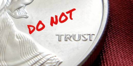 government numbers shouldn't be fully trusted