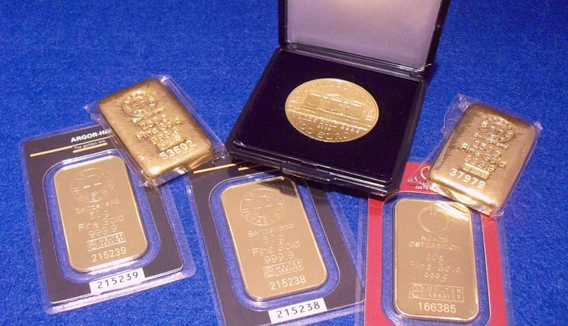 gold demand supply 2015