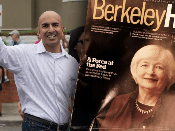 Fed president contradicts Yellen