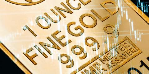 global gold demand 4 year high