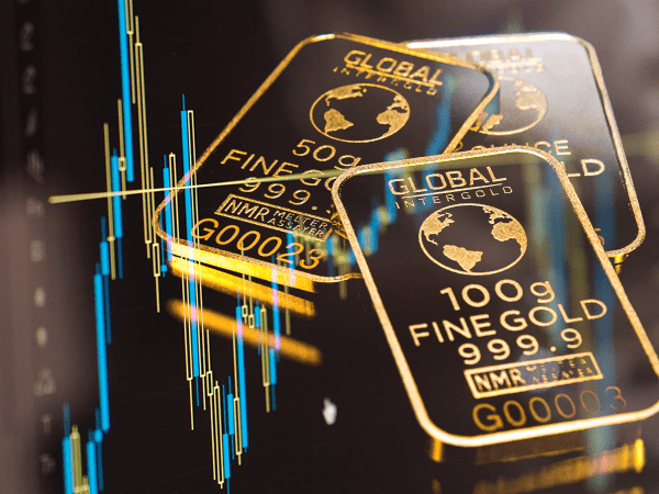 frank holmes stock market fears good for gold