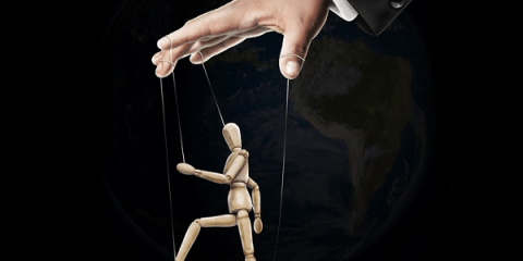 government and corporation manipulation against free markets