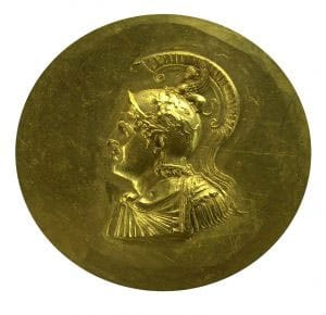 Gold Coin - Ancient Greece
