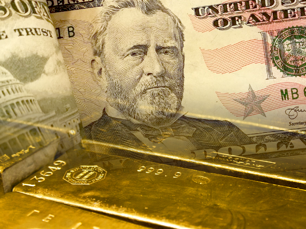 Gold and the Dollar Are Moving Higher