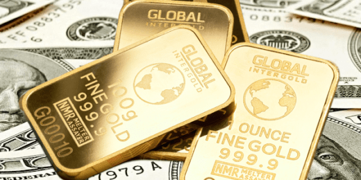 gold headed for $1450
