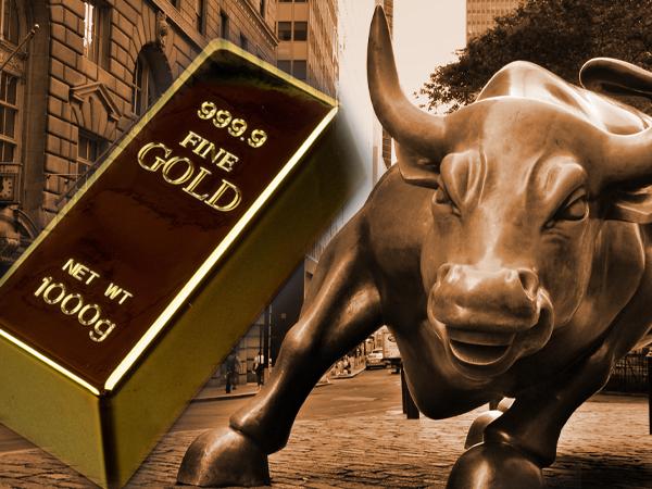 gold bull run