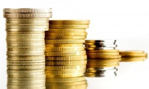 gold coins stacks 300x180 Why Should You Include Precious Metals in Your Savings?