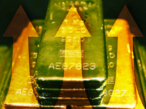 Gold Prices Will Keep Rising Because Crash Conditions