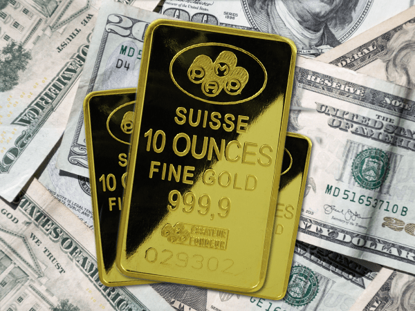 hedge against real inflation with gold