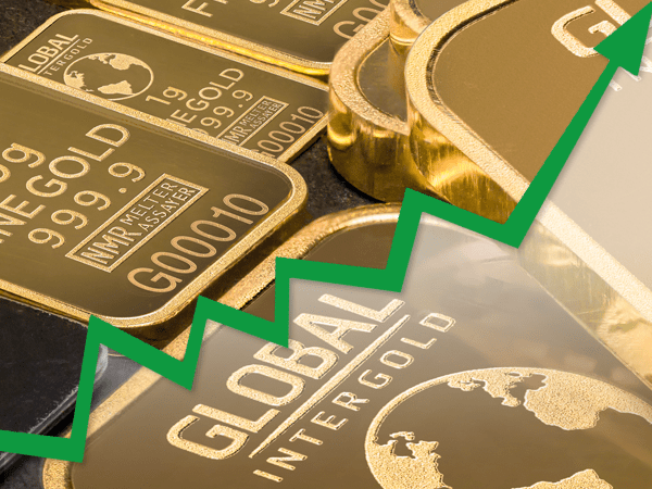 gold to break through bear market