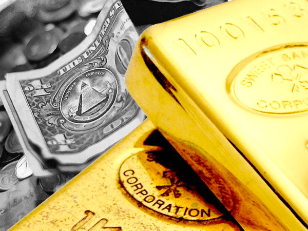 Gold outperforms other currencies