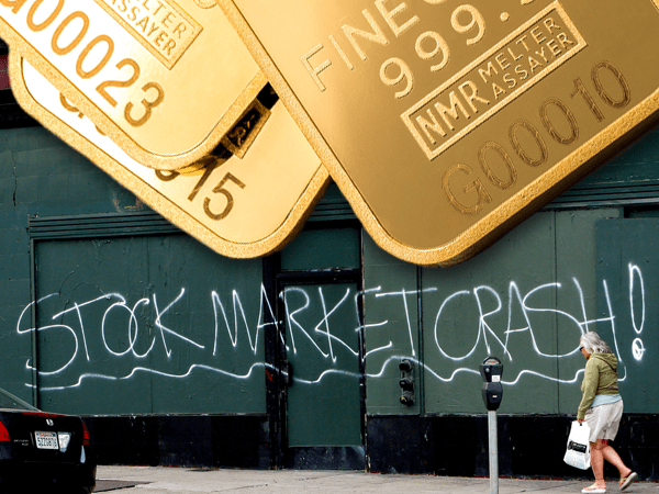Gold to shine amid recession risks