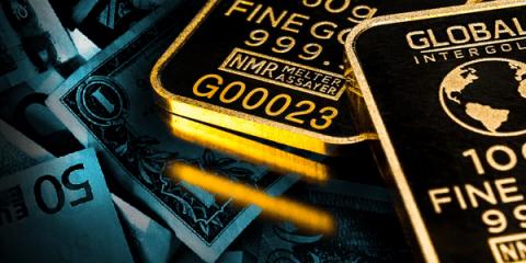 gold vs reserve currencies
