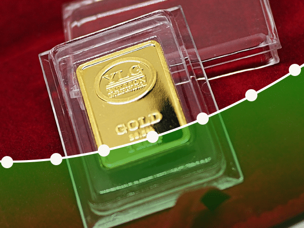 Gold Rising