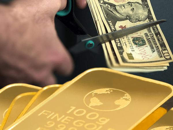 dollar on last leg as gold breaks out