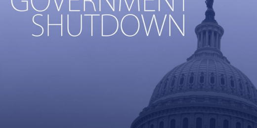 government shutdown effect on markets