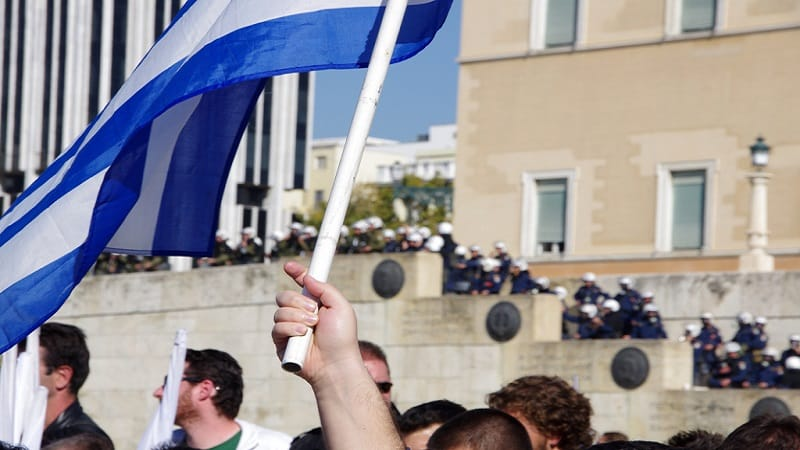 greek austerity in united states