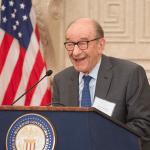 Alan greenspan says eurozone isn't working