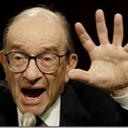 Warning from Alan Greenspan