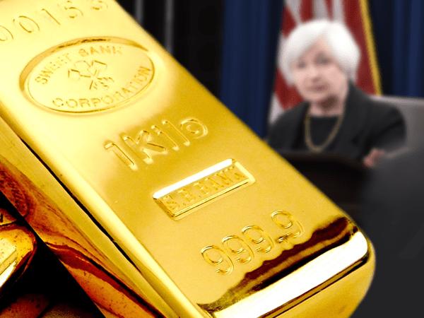 Gold still has a case despite hawkish fed