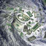Hurricane damage to trigger financial meltdown