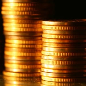 Picture of Gold Coins