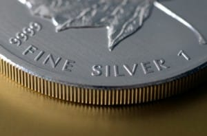 Picture of Silver & Gold Bullion