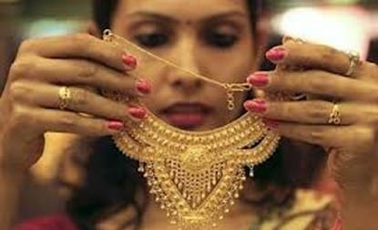 gold necklace jewelry india