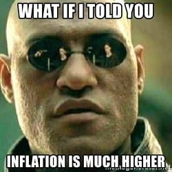us inflation higher matrix
