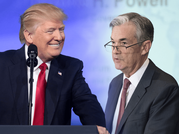 trump fed pick jerome powell