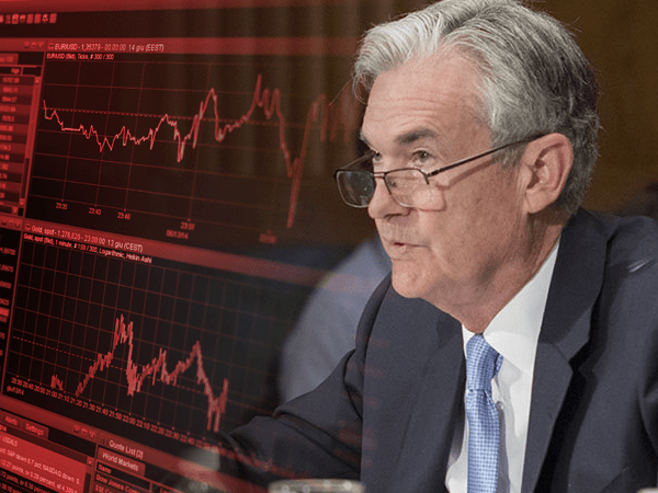 jerome powell to trigger stock market crash