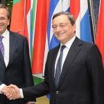 mario draghi european central bank