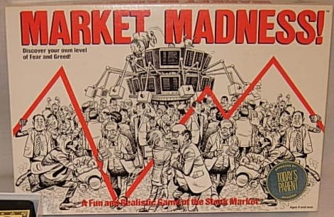 stock market federal reserve madness