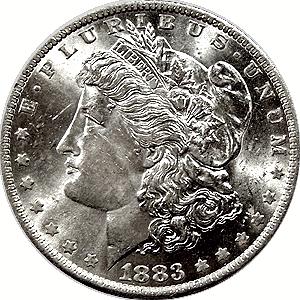 morgan silver dollar Silver