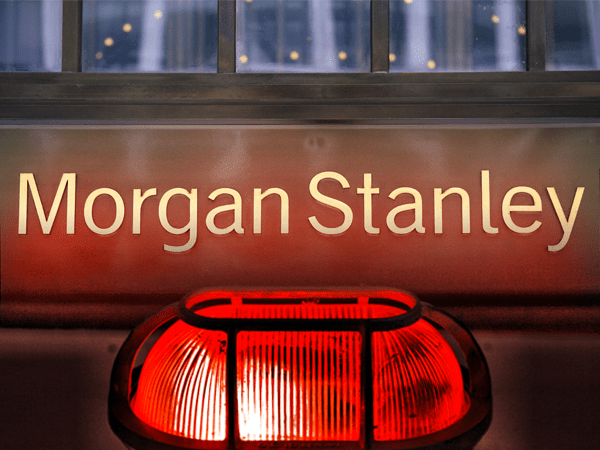 morgan stanley reveals recession