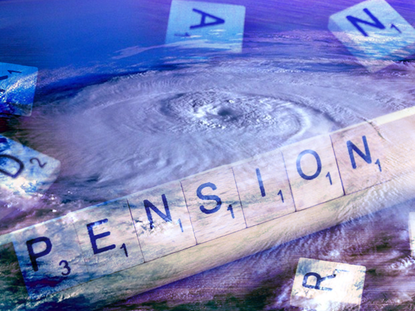 pension hurricane to hit us