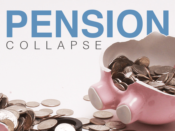 Private pension crisis
