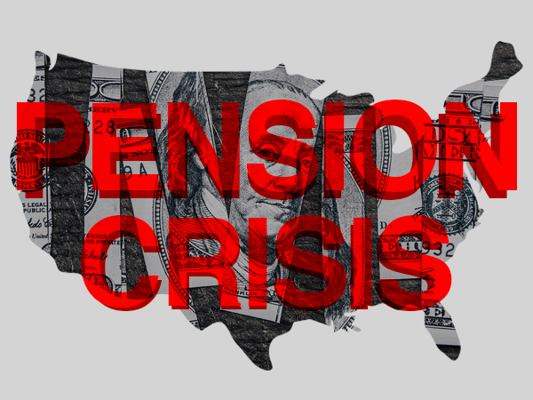 pension crisis to reach new level
