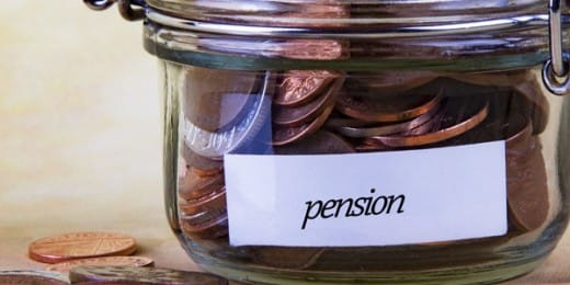 pensions to slash benefits